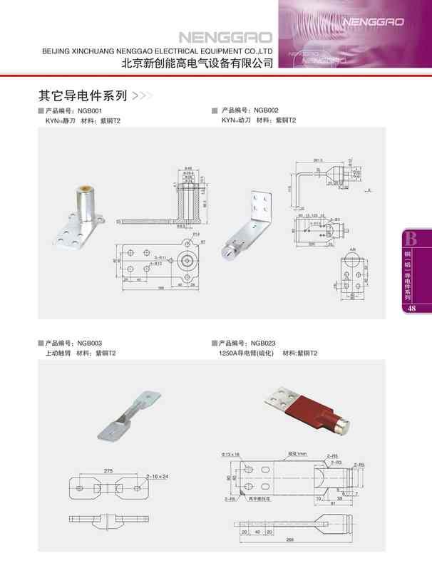 其他导电件系列(图文)